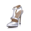 Women's Wedding Shoes Party & Evening Pumps/Heels PU Stiletto Heel Buckle