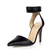 Party & Evening Pumps/Heels D'Orsay & Two-Piece Women's Kitten Heel Narrow PU