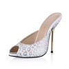 Pumps/Heels Pumps/Heels Stiletto Heel Average Party & Evening PU Girls'