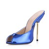 Dress Pumps/Heels Women's Average Stiletto Heel Slippers PU