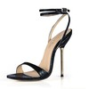Graduation Sandals Buckle Average Sandals Women's Stiletto Heel