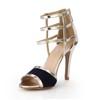 Women's Dance Shoes Average Pumps/Heels Dance Opalescent Lacquers Stiletto Heel