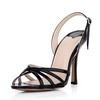 Buckle Pumps/Heels Office & Career Stiletto Heel Girls' Average Sandals
