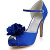 Buckle Platforms Stiletto Heel Pumps/Heels Silk Like Satin Girls' Dress