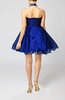 Cute Baby Doll Sleeveless Backless Short Party Dresses