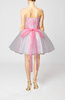 Cute Baby Doll Sweetheart Zipper Short Homecoming Dresses