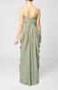 Elegant Empire Sweetheart Zip up Paillette Evening Dresses