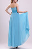 Modern Sweetheart Sleeveless Zipper Chiffon Pleated Wedding Guest Dresses