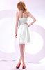 Plain A-line Sleeveless Zip up Chiffon Bridesmaid Dresses