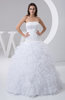 Allure Bridal Gowns Sexy Backless Princess Expensive Amazing Formal Western