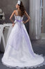 Allure Bridal Gowns Inexpensive Illusion Winter Fall Classic Country