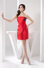 Country Bridesmaid Dress Short Autumn Formal Natural Outdoor Apple