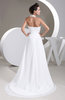 Vintage Bridal Gowns Inexpensive Informal Casual Summer Low Back Winter