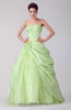 Allure Bridal Gowns Ball Gown Disney Princess Backless Sweetheart Beaded