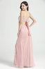 Elegant Lace up No Floor Length Paillette Plus Size Prom Dresses