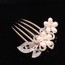 Gorgeous Hair Comb Engagement Headpieces Alloy