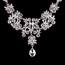 Anniversary Tiaras Unique Alloy Jewelry Sets