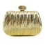 Detachable Strap Clutches Vintage Sparkling Glitter Crystal/Rhinestone