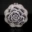 Flower Bridal Purse Fashional Chain Crystal/Rhinestone