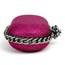 Satin Clutches Detachable Strap Metal Elegant