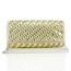 Classic Shoulder Bags Single Strap Crystal/Rhinestone Crystal/Rhinestone