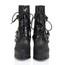Pumps/Heels Platforms Cow Leather Honeymoon Booties/Ankle Boots Stiletto Heel Buckle