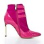 Swede Leather Wedding Shoes Average Abnormal/Fantasy Heels Booties/Ankle Boots Wedding Girls'
