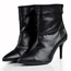 Zipper Pumps/Heels Women's Boots Average Booties/Ankle Boots Daily