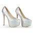 Average Wedding Shoes Wedding Pumps/Heels Patent Leather Girls' Stiletto Heel