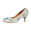 Women's Pumps/Heels Pointed Toe Cone Heel Casual Patent Leather Average