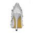 Average Pumps/Heels Rhinestone Silk Like Satin Outdoor Pumps/Heels Women's