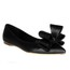 Sheepskin Loafers Women's Bowknot Outdoor Average Comfort