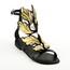 Women's Flats Leaf Casual Flat Heel Average Sandals