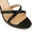 Buckle Sandals Sandals Sheepskin Average Stiletto Heel Party & Evening