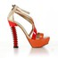 Office & Career Sandals Women's Sandals Patent Leather Average Split Joint