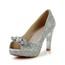 Crystal Pumps/Heels Girls' Abnormal/Fantasy Heels Pumps/Heels Daily Sheepskin