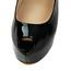 Sandals Platforms Stiletto Heel Patent Leather Party & Evening Medium Women's