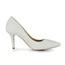 Beading Pumps/Heels Kitten Heel Pumps/Heels Average Women's Patent Leather