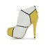 Party & Evening Boots Women's Abnormal/Fantasy Heels Zipper Booties/Ankle Boots Average