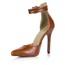 Pumps/Heels Wedding Shoes Girls' Party & Evening Narrow Buckle Cone Heel