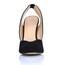 Women's Wedding Shoes Stretch Velvet Stiletto Heel Office & Career Slingbacks Average