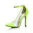 Party & Evening Dance Shoes Pointed Toe Girls' Cone Heel Plastics Average