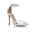 Split Joint Dance Shoes Stiletto Heel Women's Sandals Dance Plastics