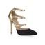Dress Sandals Girls' Stiletto Heel Narrow Pumps/Heels PU