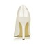 Girls' Pumps/Heels Silk Like Satin Closed Toe Casual Narrow Stiletto Heel