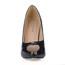 Narrow Pumps/Heels Pumps/Heels Stiletto Heel Party & Evening Opalescent Lacquers Girls'