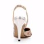 Kitten Heel Pumps/Heels Office & Career Pointed Toe Narrow Sequined Cloth/Sparkling Glitter Sparkling Glitter