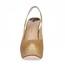 Party & Evening Pumps/Heels Stiletto Heel Women's Wide Sparkling Glitter Slingbacks
