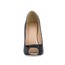 Opalescent Lacquers Sandals Round Toe Party & Evening Average Stiletto Heel Women's
