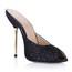 Dress Slippers Sparkling Glitter Pumps/Heels Sequined Cloth/Sparkling Glitter Stiletto Heel Girls'